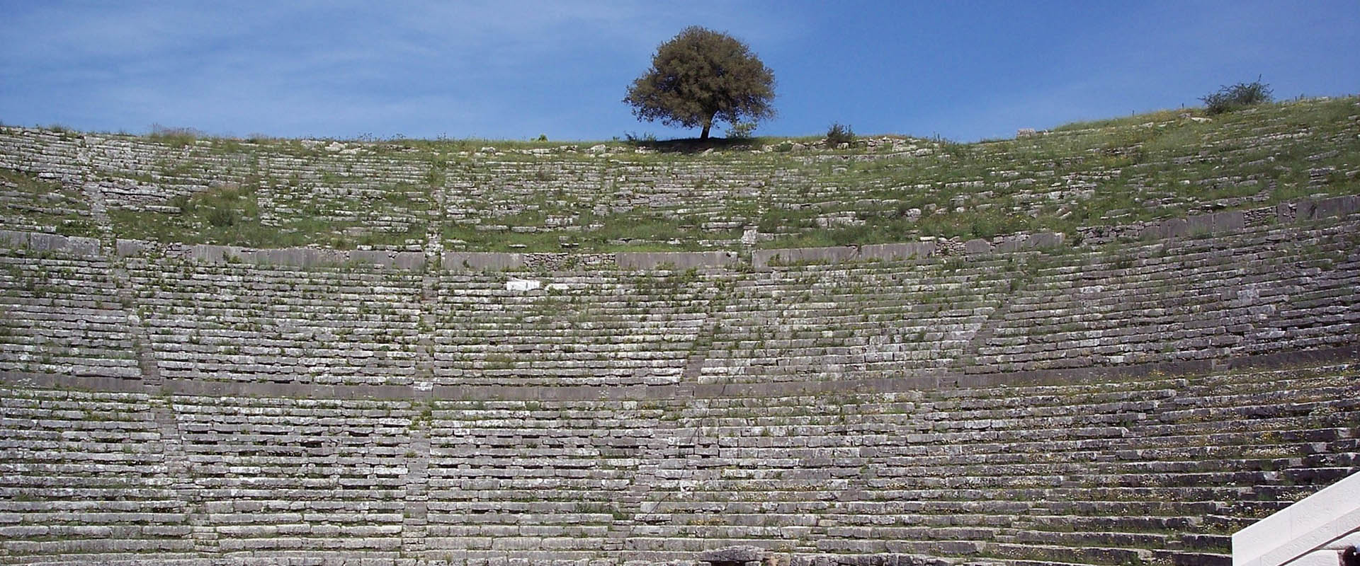 The Ancient Dodoni and the Ancient Theater of Dodoni